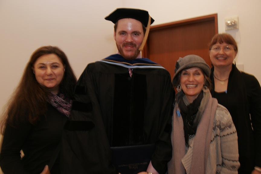 IDSVA graduates