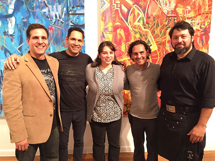 Filmmakers from Austin Latino Film Series