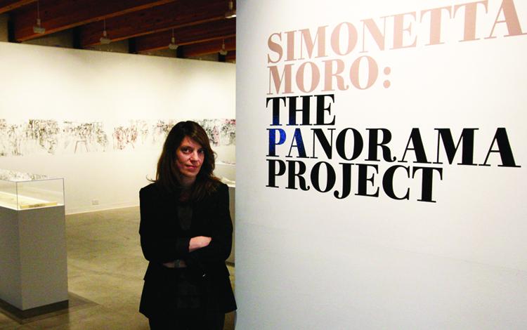IDSVA Director, Simonetta Moro