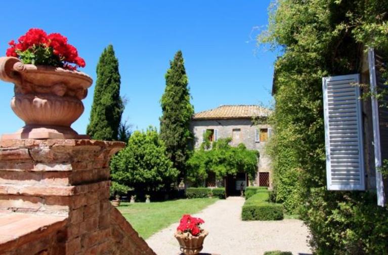 Spannocchia Gardens