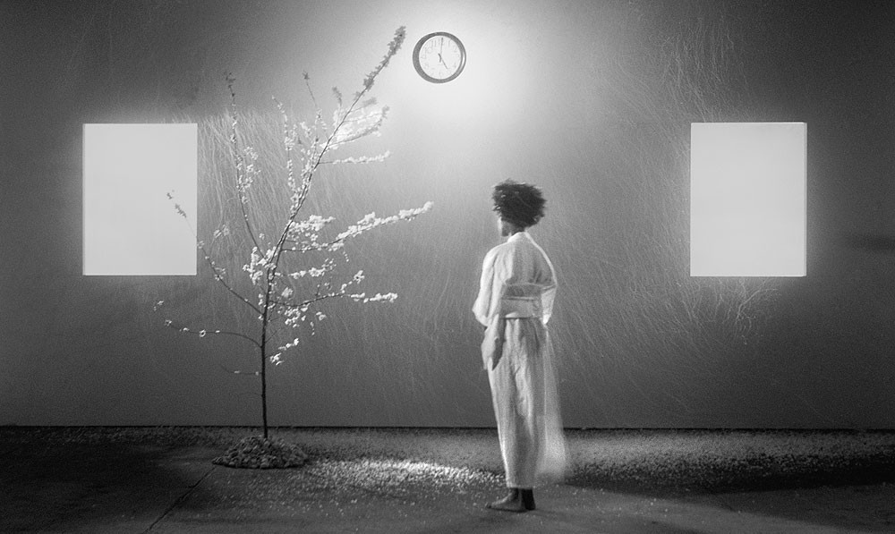 Carrie Mae Weems'  Grace Notes: Reflections for Now , Image credit: Carrie Mae Weems. Location:    https://www.charlestoncitypaper.com/charleston/ImageArchives?oid=5950541