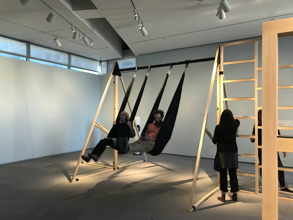 Polyphonic Playground  by Studio PSK. Installation view.Photo by: Molly Davis.