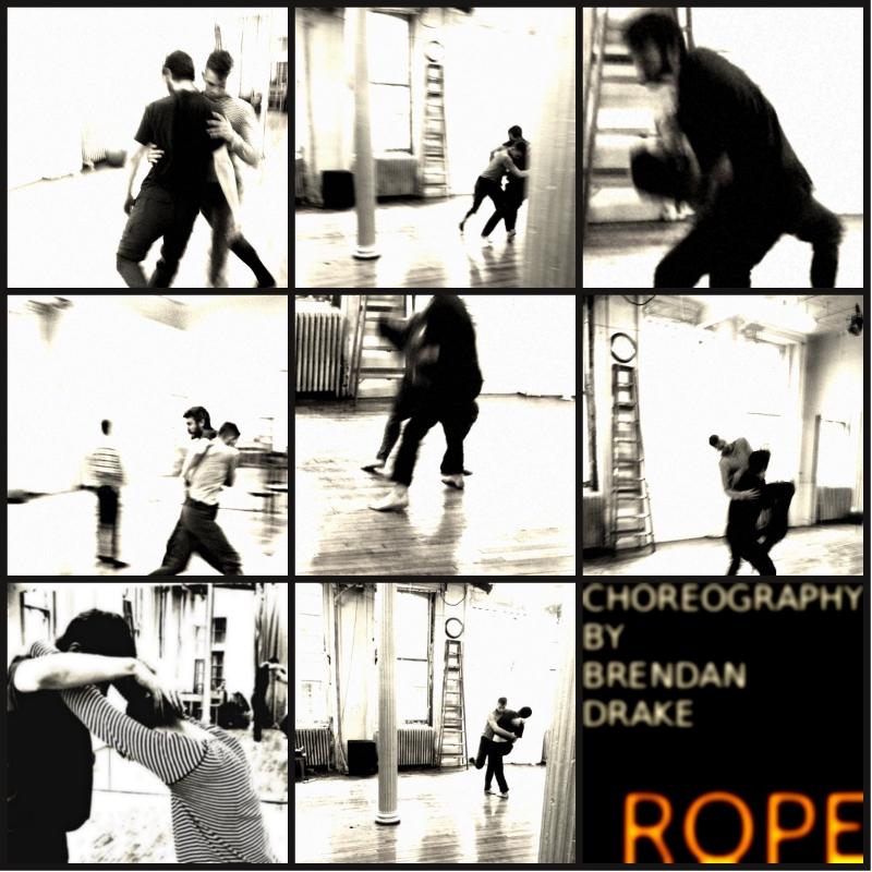 Brendan Drake Choreography: Rope