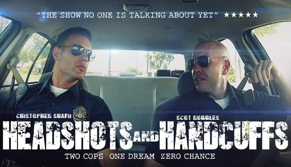 Headshots & Handcuffs- Amir wrote, produced & stars in this!