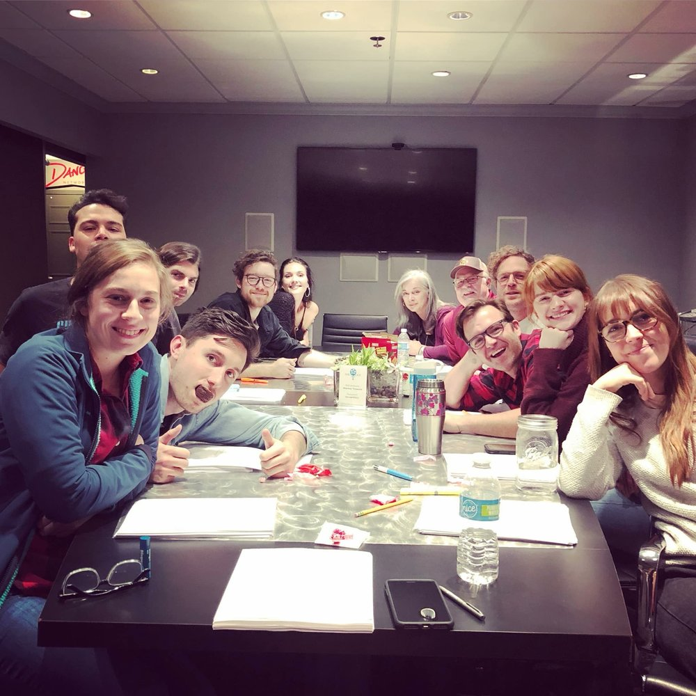 Table read time!!