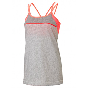 SWEATY BETTY ULTRASANA YOGA 2 IN 1 VEST (Pavement)    The perfect top if you aren't comfortable with just wearing a bra for Hot Yoga.