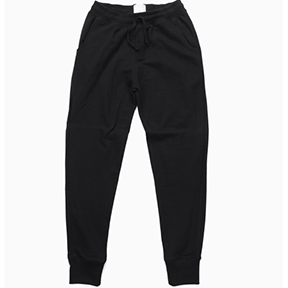 KROCHET KIDS WOMEN'S LOUNGE PANTS (Black) Know personally who made your pants. You can even send them a thank you note.