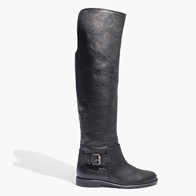 Madewell Conor Over-The-Knee Boot
