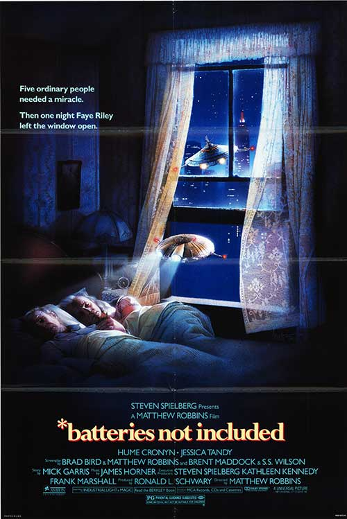 Batteries Not Included Movie Poster