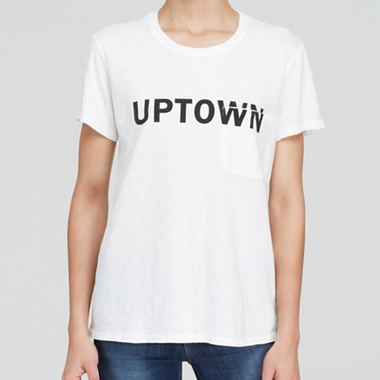 "Elizabeth and James ""Uptown or Downtown"" Tee"