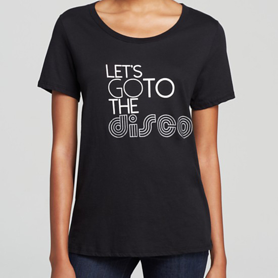 Rebecca Minkoff Let's Go to the Disco Tee