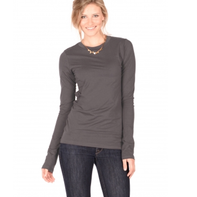 Synergy Organic Clothing Basic Long Sleeve