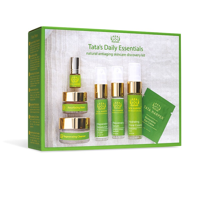 Tata Harper Daily Essentials Kit