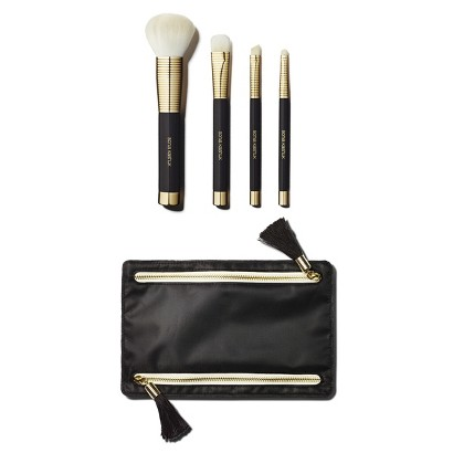 Sonia Kashuk Holiday Limited Edition The Golden Age 4 Piece Brush Set