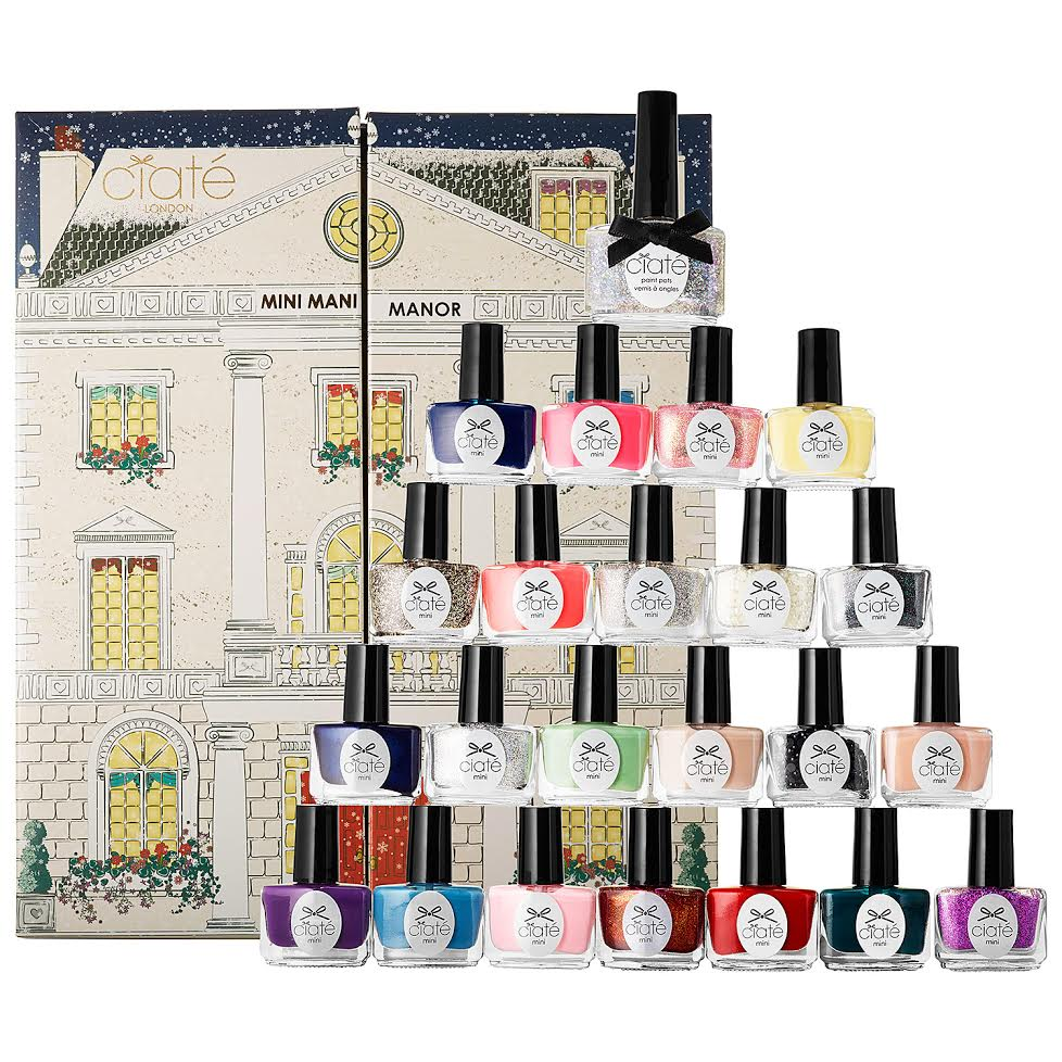 Ciate Mini Mani Manor Advent Calendar