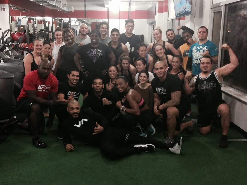 UFC Gym NYC Soho: Train Different — The Sweat Life