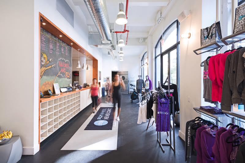 Bright Architecture Building Heart Into Nyc Fitness