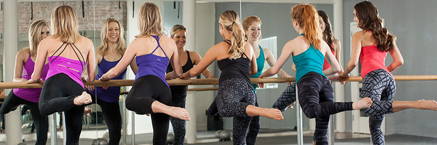 3 Barre Moves To Change Your Body The Sweat Life