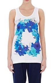 ADIDAS X STELLA MCCARTNEY adidas x Stella McCartney Women's Blossom Tank-White Size XS $60.00