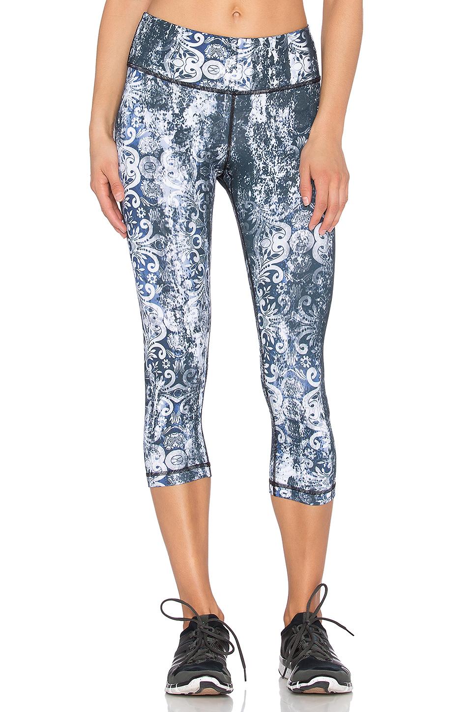 REVOLVE CLOTHING    Printed Capri Legging    $88.00