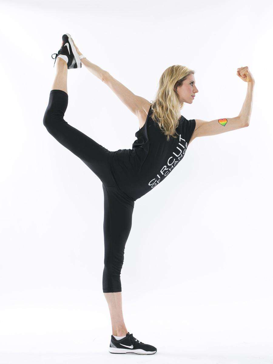 Brittany Ignas, Circuit of Change / SLT