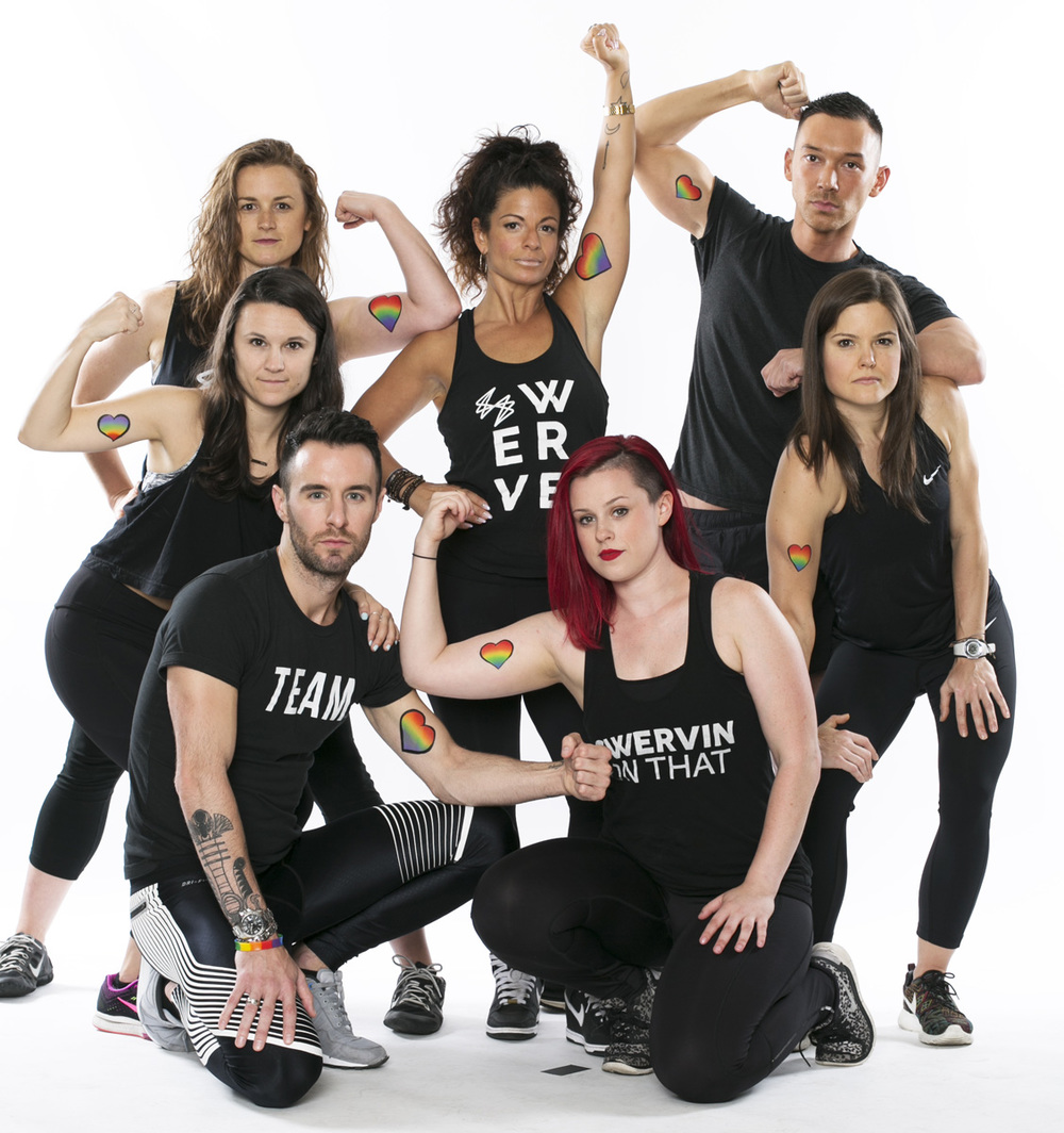 SWERVE Fitness Team