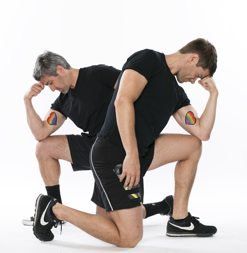 Brian Gallagher + Ryan Wilke, Throwback Fitness
