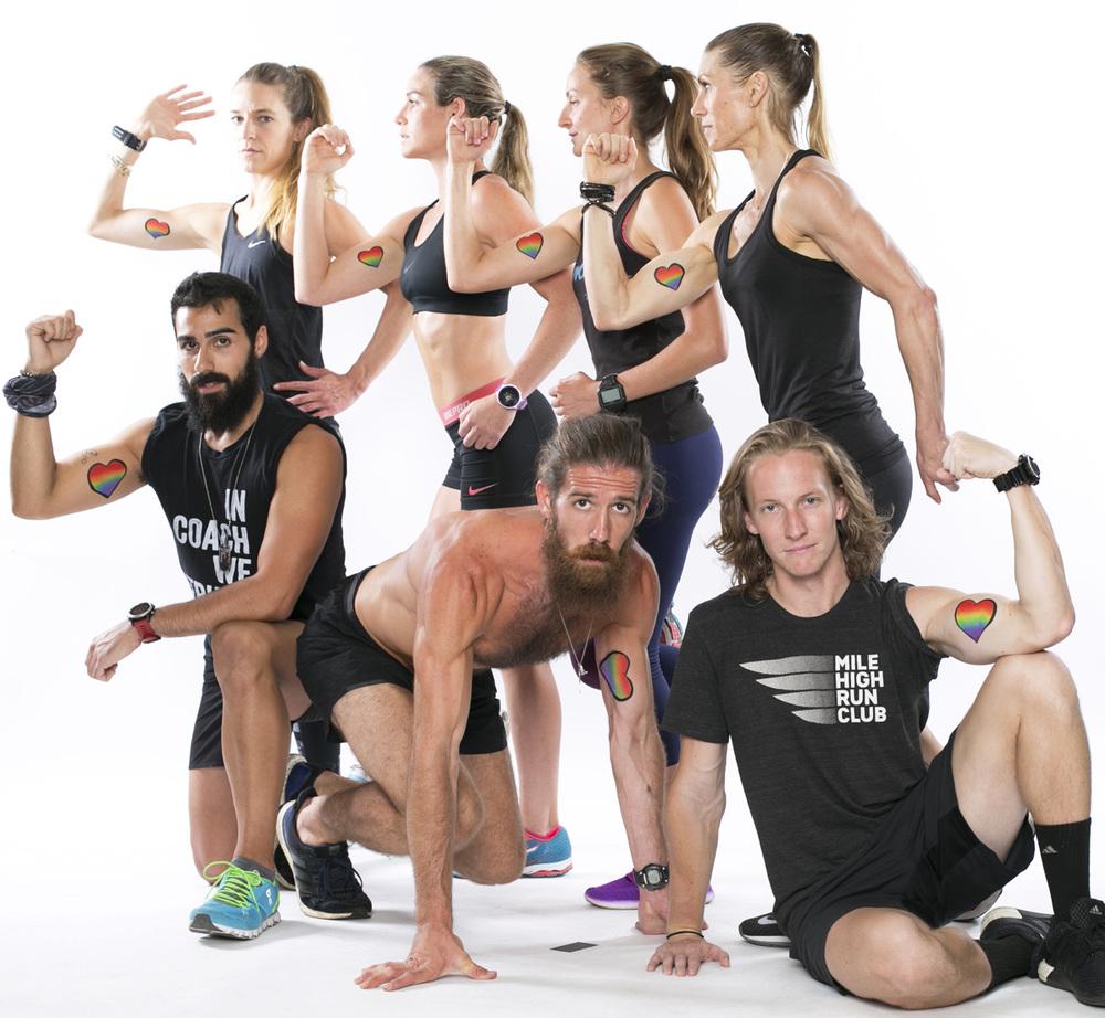Mile High Run Club Team