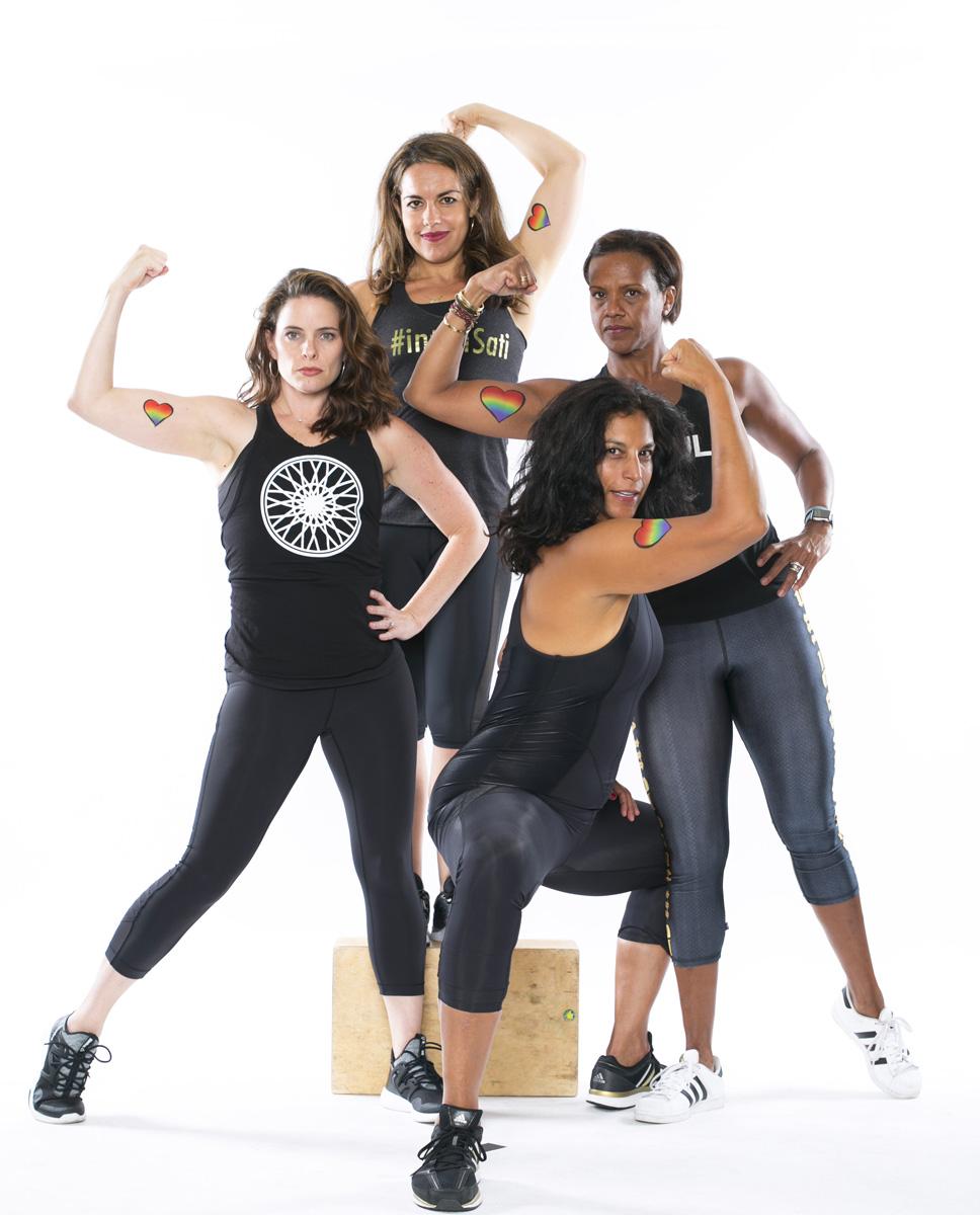 Erika Shannon + Natalia Petrzela, Intensati + Mireya D'Angelo + Patricia Moreno,Intensati