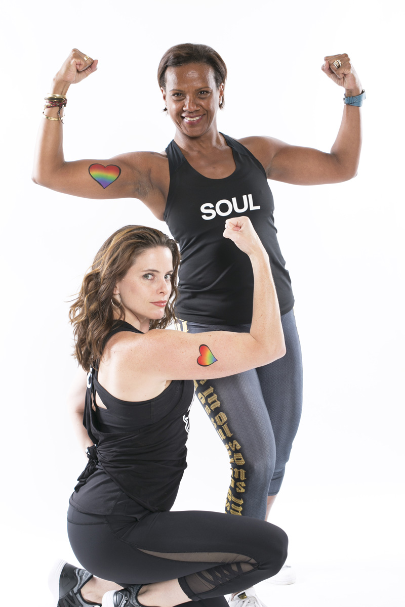 Erika Shannon + Mireya D'Angelo