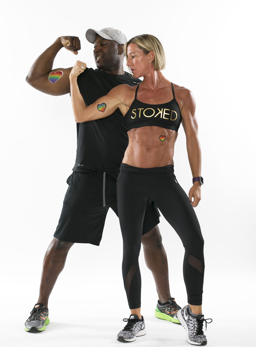 Kelvin Gary + Kira Stokes