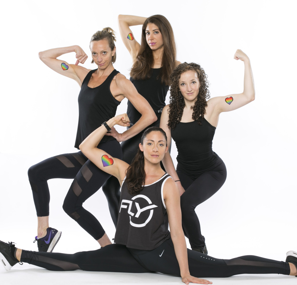 Flywheel + Flybarre Team