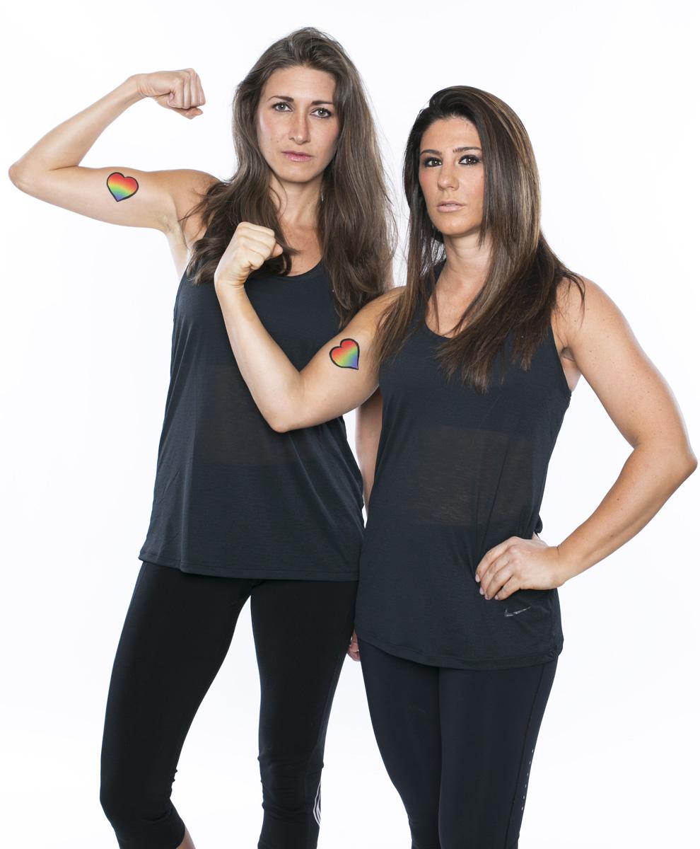Gina Cavallo + Emily Farley, EKG Project