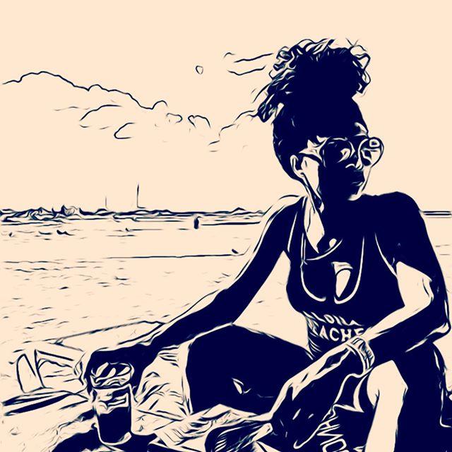 Flashing back to earlier this week. 🇲🇽 #FBF #blackgirlmagic #melaninpoppin