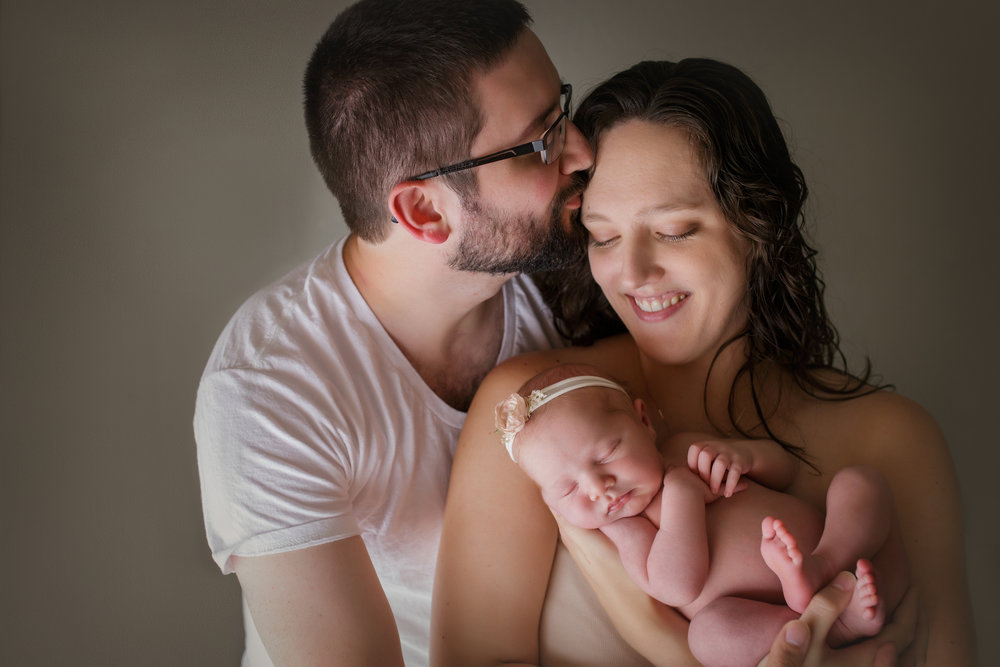Brooksville newborn photographer