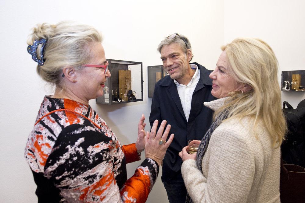 Designer Hilde Walberg
