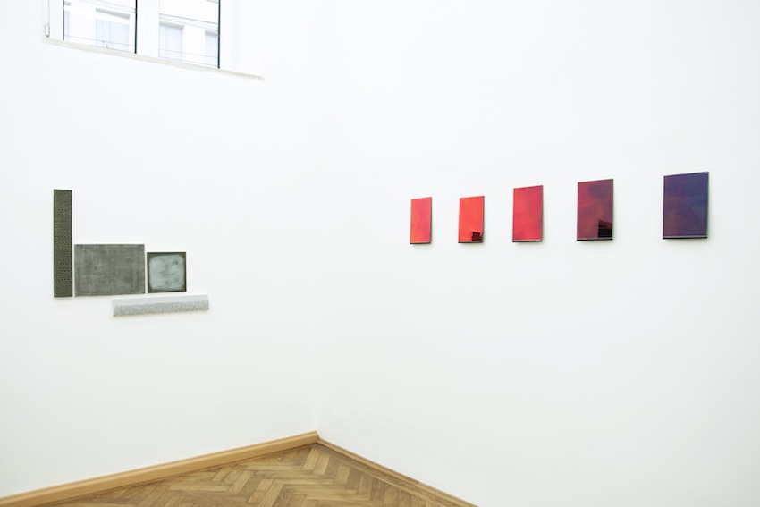 LATENT FICTION installation view: Michael Franz - Martin Kohout