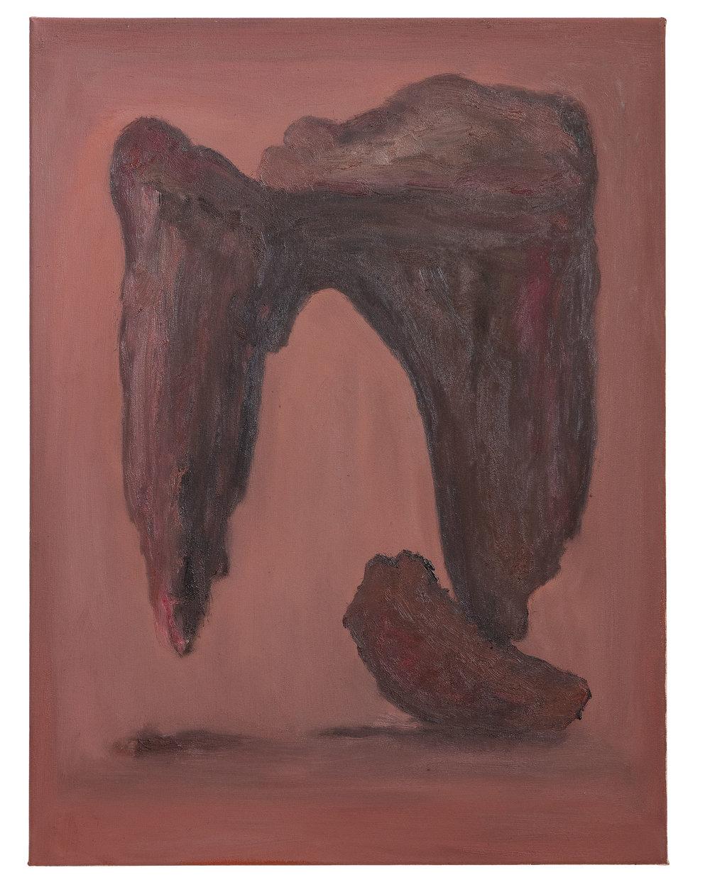 Veronika Hilger, untitled, 2018, oil on canvas