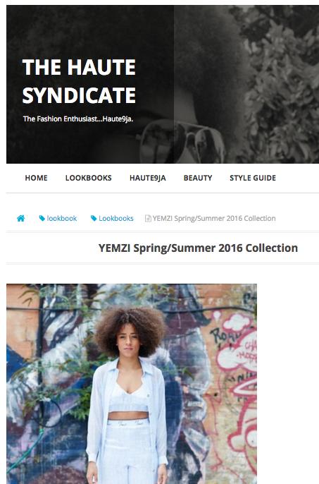The Haute Syndicate_Yemzi