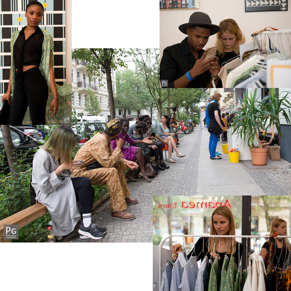 Yemzi Africa Fashion Now Berlin