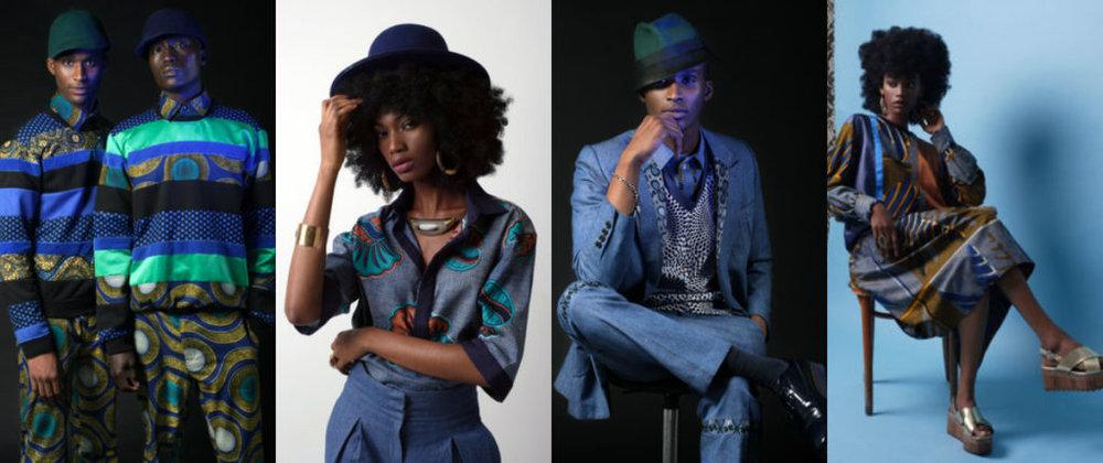 milan afro fashion