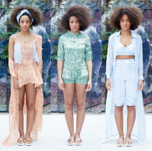 - Yemzi SS16 styled by Rhona