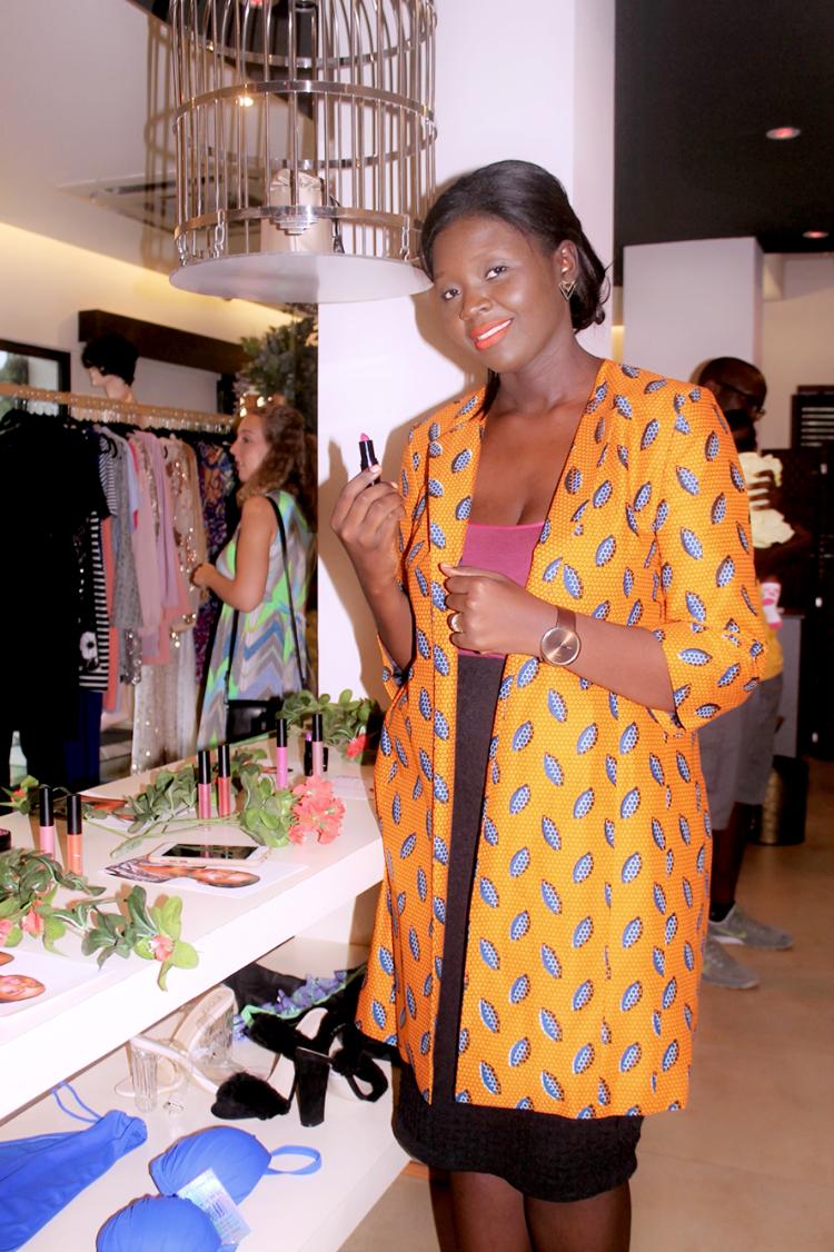 #YemziGirl Interview September, Victorine