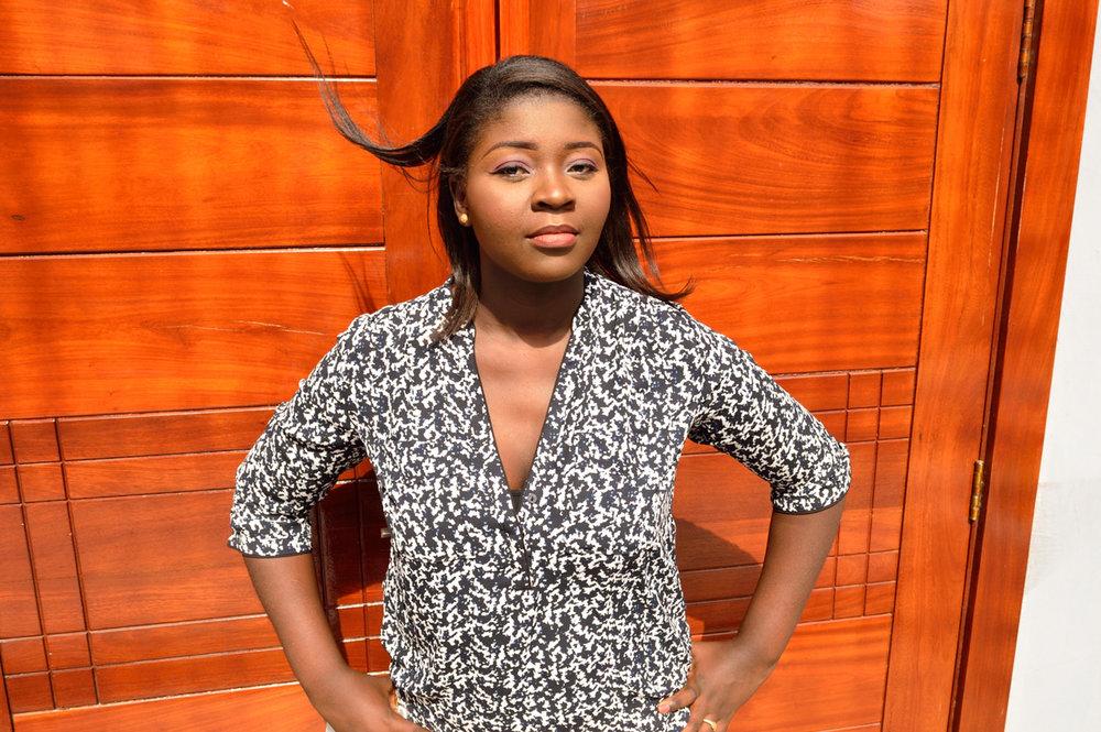 Victorine from Senegalm Yemzi Girl September 2018