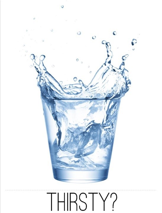 thirsty the dehydrated heart faith journey church