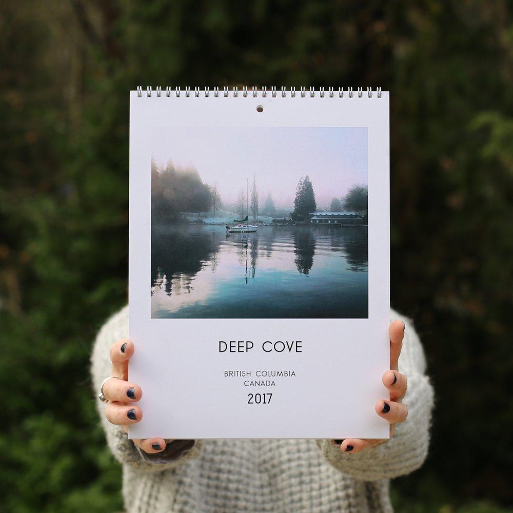 Deep Cove Calendar 2017
