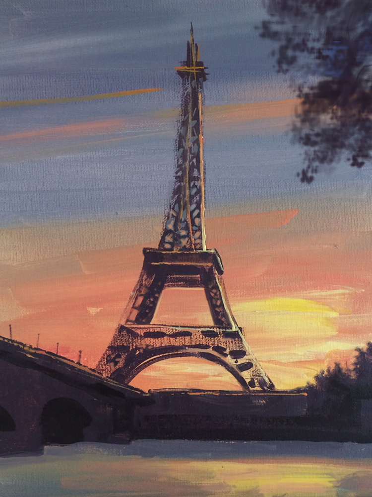 A Parisian View