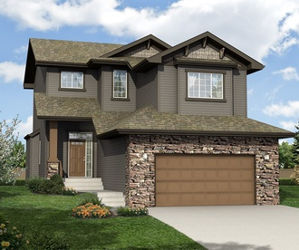 New Home Builder the Stillwater Collection