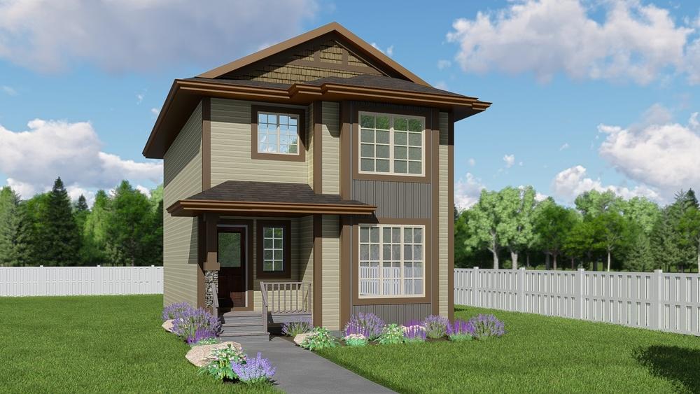 The Adelaide Kirkland Homes Edmonton Home Builder
