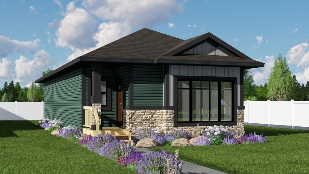 Kirkland Homes Edmonton Home Builder the Benson